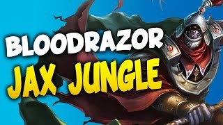 JAX JUNGLE Farm Simulator 2016 (League of Legends)