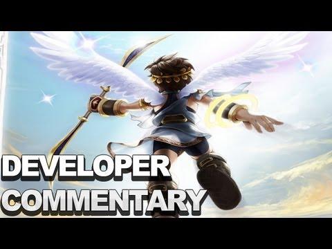 Kid Icarus Uprising - Developer Commentary