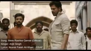 Mere rashke qamar song of Raees | Singer Junaid | Lyrics Nusrat fateh ali Khan | Mp4 |