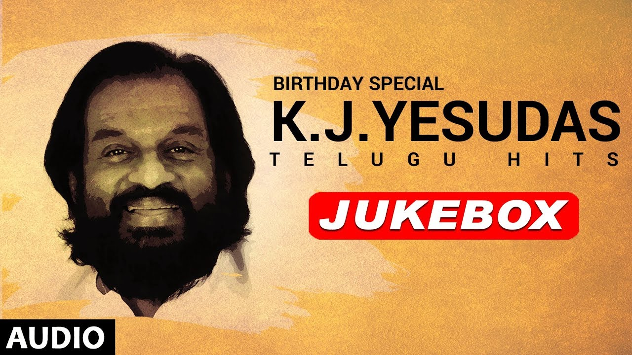 Yesudas Telugu Old Songs For Download
