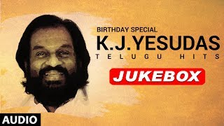 KJ Yesudas Telugu Hits Jukebox | KJ Yesudas Birthday Special | KJ Yesudas Songs | Telugu Old Songs