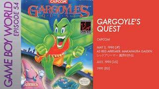 Game Boy World #054: Gargoyle