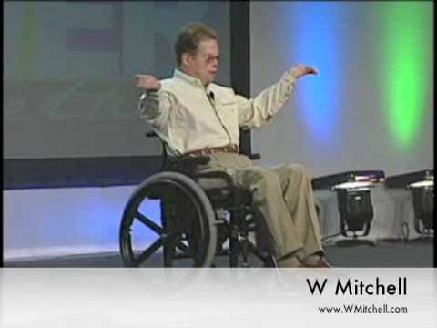 W Mitchell - What You Focus On - YouTube