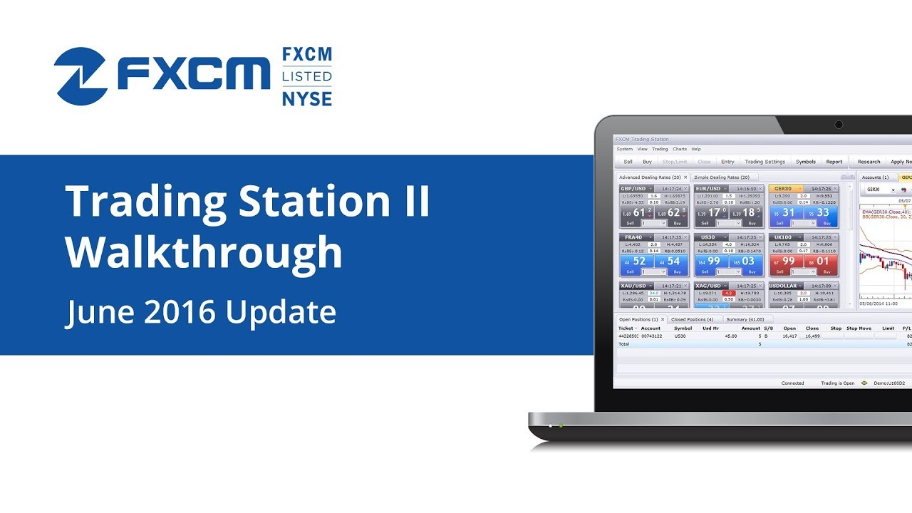 Fxcm trading station desktop