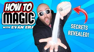 10 Magic Tricks with Salt!