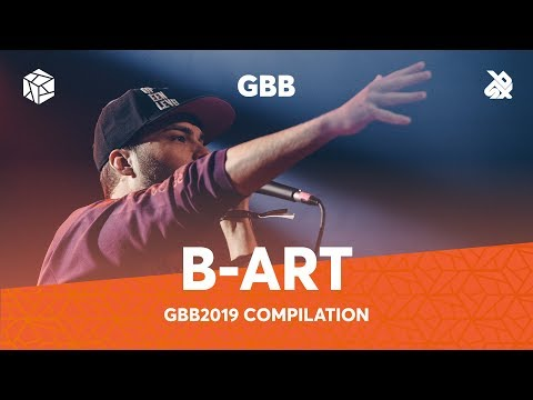 B-ART   Grand Beatbox Battle 2019 Compilation