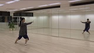 二十四式 講師:齋藤 志保 Saito Shiho