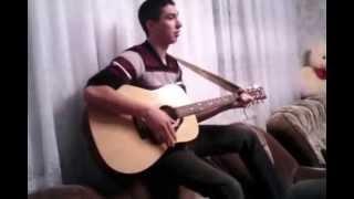татарская песня на гитаре(, 2014-10-04T10:24:02.000Z)