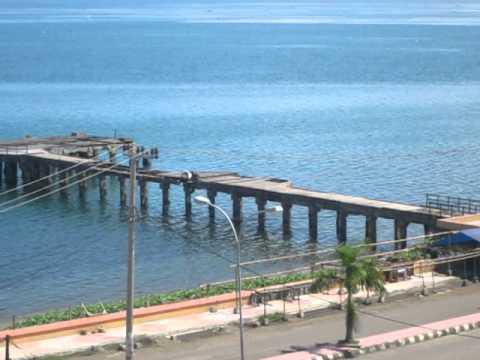 Panorama Pantai Bahari Polewali Sulbar