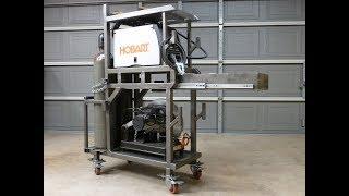 Welding cart project