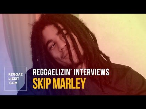 Reggaelizin' Interviews: Skip Marley in Montego Bay, Jamaica (February 2016)