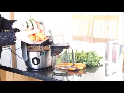 Philips Avance Centrifugal Quick Clean Juicer Review HR1918/81