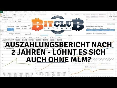 Bitclub Network Erfahrungen nach zwei Jahren - Bitcoin Mining ohne MLM 2018