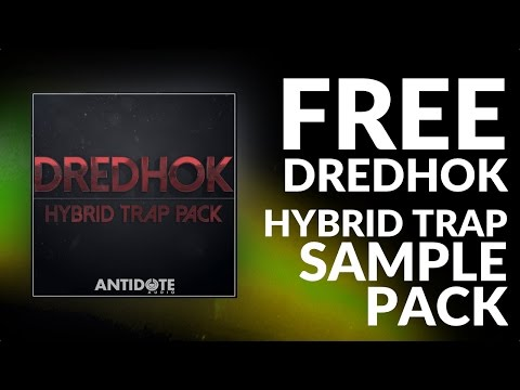 FREE HYBRID TRAP Samples & Presets by Dredhok