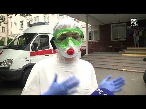 Врач-терапевт Ольга Филипенко: «А кто кроме нас будет лечить людей?»