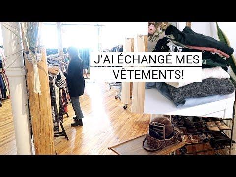 Dans Ce Magasin, Tous Les Vêtements Sont 0 $! | Shwap Club Montréal