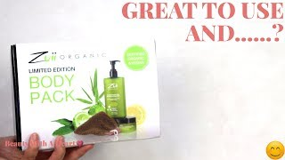 Something for you dears! Collab with Zuii Certified Organic Singapore