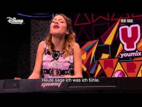Violetta 2 - Violetta singt Soy mi mejor momento (Folge 74)