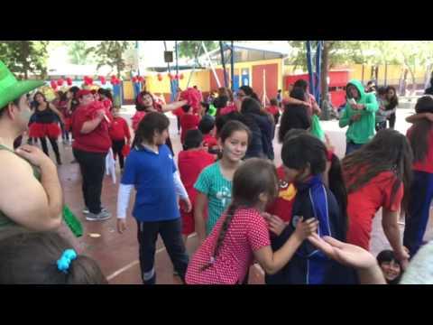 Mannequin Challenge Escuela Gral Carlos Prats