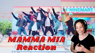 Reaction to SF9 에스에프나인 - MAMMA MIA MV