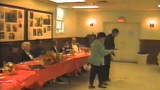 Ed Price - Montgomery County Police Dispatcher - Retirement Party 1/12/1994