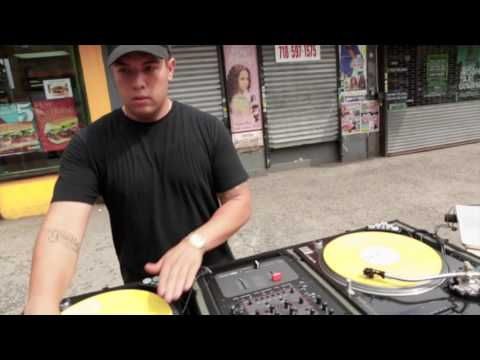 DJ Pop Up - Castle Hill Avenue (The Bronx, NY)