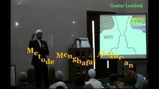 Metode 1 hafal  Quran 10 menit  1 halaman mudah hafal lama lupa