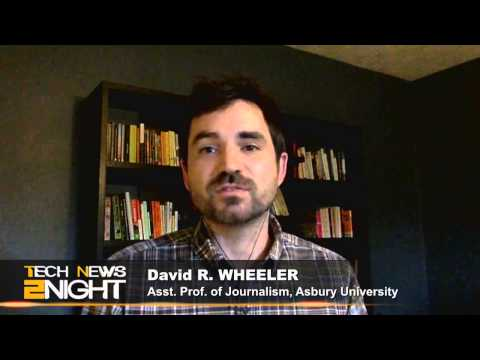 Tech News 2Night 321: Online Learning vs. Technology in the Classroom.