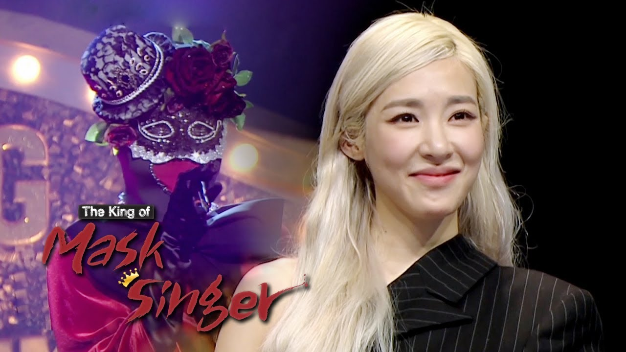 Tiffany is The Lead Vocalist with a Charming Voice [The King of Mask Singer Ep 220]