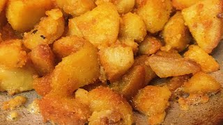 Seppankizhangu Roast | Taro root Roast | Arbi Roast | Chama dumpa roast