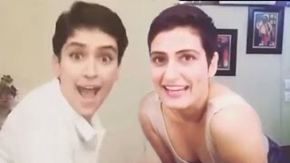 Dangal Girls FUNNY Instagram Videos - Fatima Sana Shaikh & Sanya Malhootra