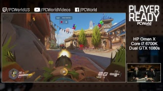 Streaming Overwatch PTR trying out Wrecking Ball