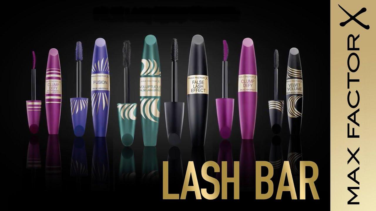 max factor lash bar eye make up tips mascara youtube. Black Bedroom Furniture Sets. Home Design Ideas