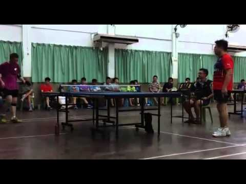 Klang Open Table Tennis Single Championship 2015