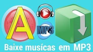 Gambar cover Baixe MILHARES de  MÚSICAS GRÁTIS em MP3.