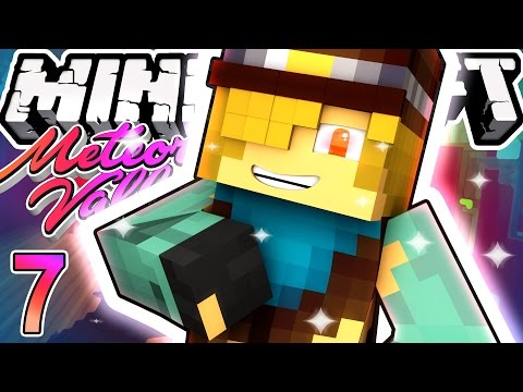 SPIRIT IN THE SHELL | Meteora Valley Ep.7 [Minecraft Roleplay]