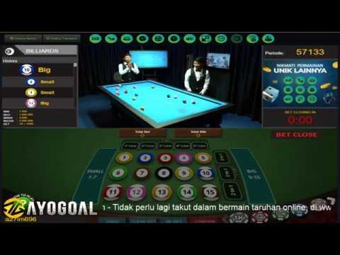 Game Taruhan Judi Online Billiard Youtube