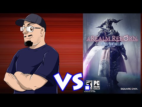 Johnny vs. FINAL FANTASY XIV: A Realm Reborn