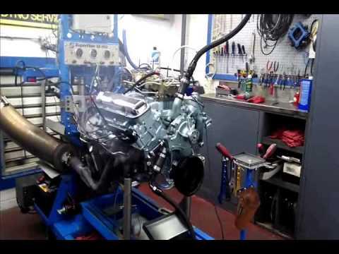 Pontiac 455 Rebuild and Dyno results - YouTube