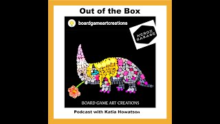 Out of the Box with Katia Howatson!