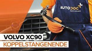 Auswechseln Scheibenbremsen VOLVO XC90: Werkstatthandbuch