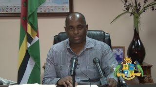 Address to the Nation by the Prime Minister of Dominica