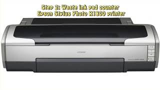 Reset Epson Stylus Photo R1800…