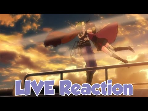Kabaneri Of The Iron Fortress Episode 6 LIVE Reaction - Gathering Light 甲鉄城のカバネリ