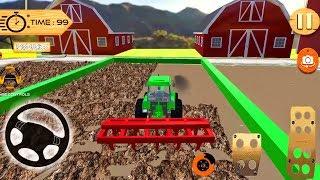 Tractor Driver Thresher Simulator - Best Android GamePlay screenshot 3