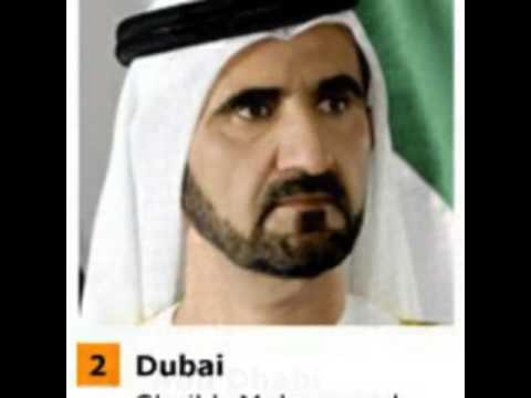 7 Rulers of UNITED ARAB Emirates 2016...