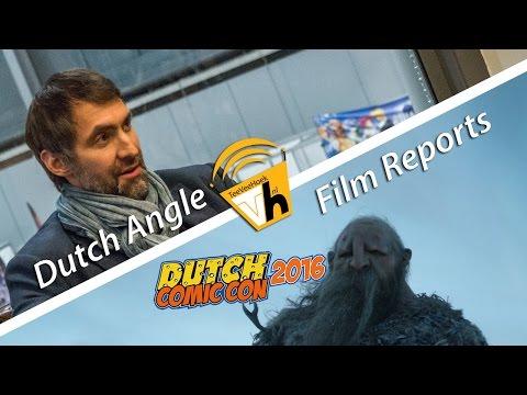 Ian Whyte  @Dutch Comic Con 2016  Game of Thrones DAFR
