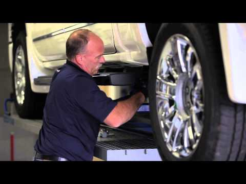 Why OEM Certified Collision Repair Equipment Matters