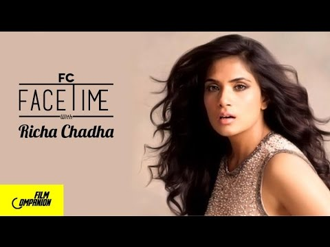 Richa Chadha Interview with Anupama Chopra | Face Time