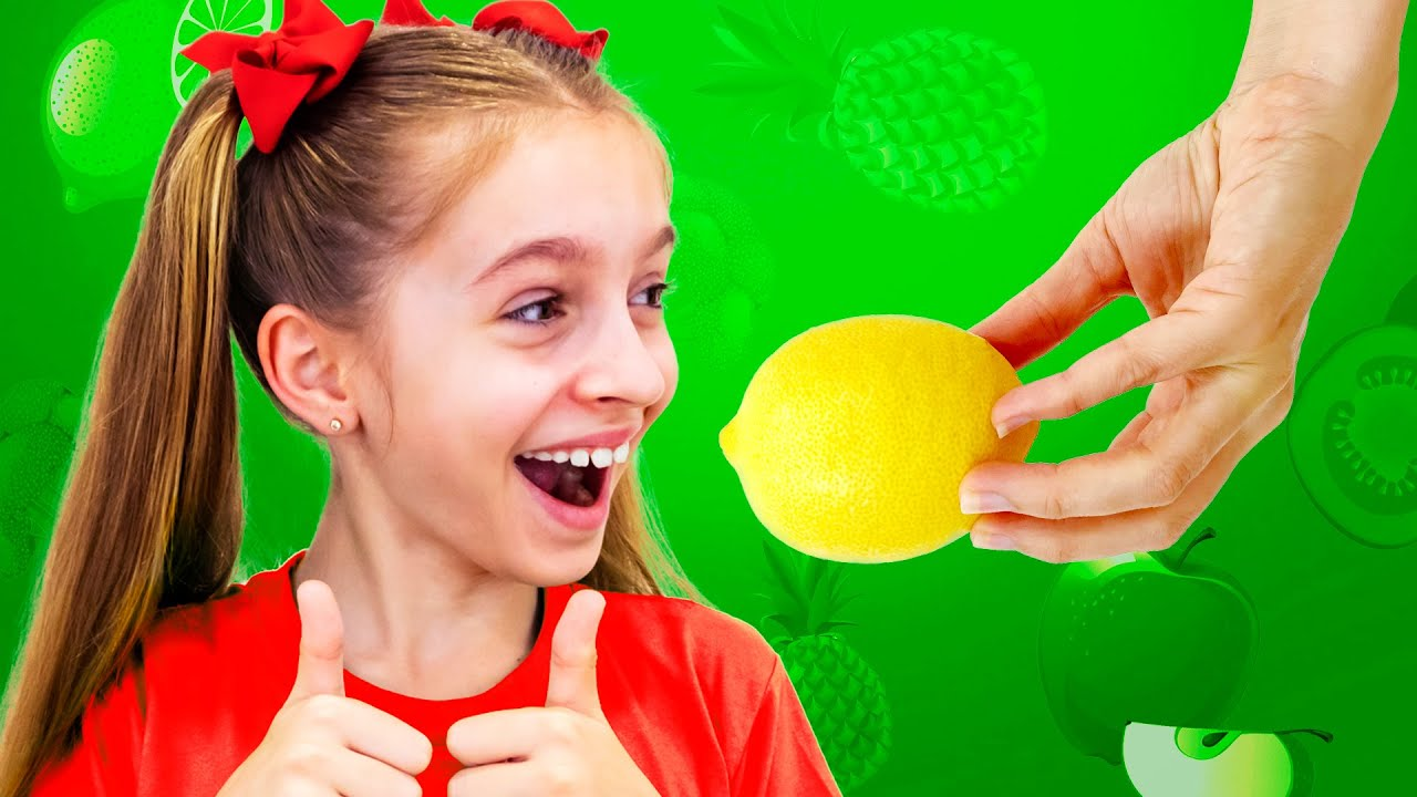 Fruits And Vegetables Song  -  So Yummy! | स्वादिष्ट फल और सब्जियों के गीत | Sunny Kids Songs Hindi